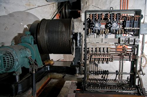 Renovación de ascensor