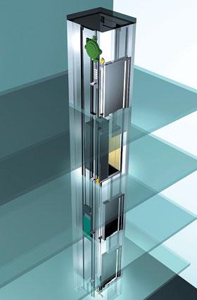 Instalación de ascensor
