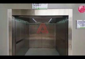 Instalación de Ascensor Montacargas en Ingredion