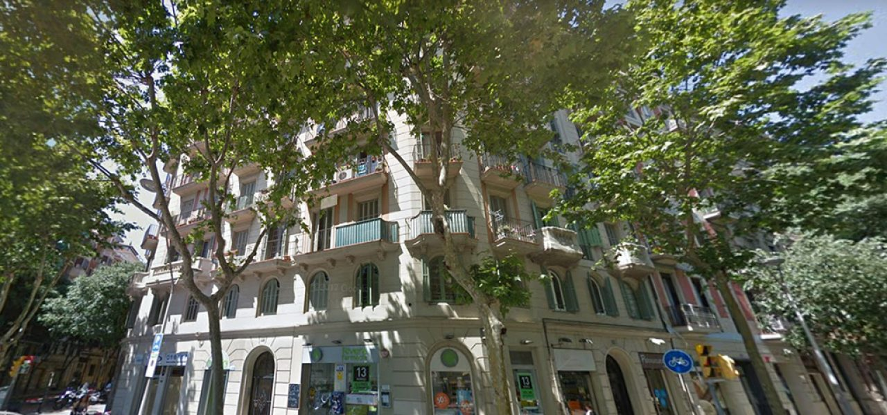 Instalación de Ascensor en Carrer de Calabria 61, Barcelona