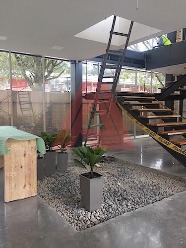 Estamos instalando una Plataforma Hidráulica en la Universidad del Azuay Ecuador